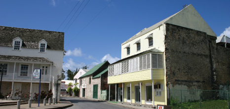 Historic Buildings in Speightstown, St. Peter, Barbados Pocket Guide