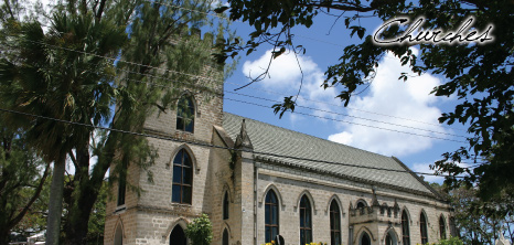 St. Philip Anglican Church, St. Philip, Barbados Pocket Guide