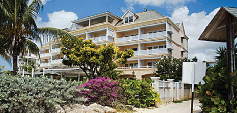 Coral Sands Beach Resort, Worthing, Christ Church, Barbados Pocket Guide