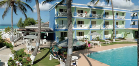 Dover Beach Hotel St Lawrence Christ Church Barbados Pocket Guide