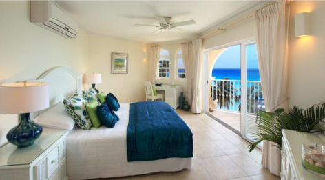 Room at Sapphire Beach Barbados