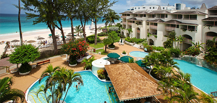 Bougainvillea Beach Resort, Maxwell Coast Road, Christ Church, Barbados Pocket Guide
