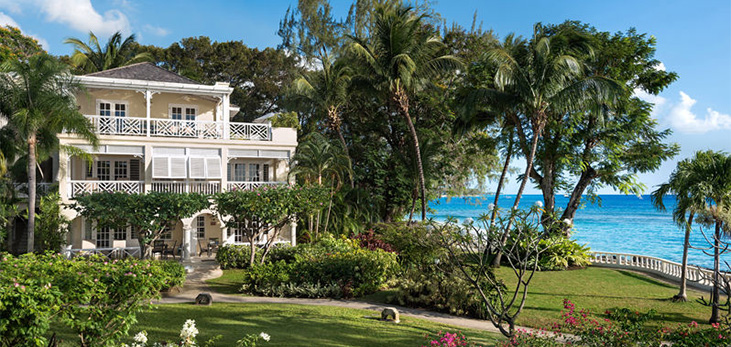 Coral Reef Club Hotel, Porters, St. James, Barbados Pocket Guide
