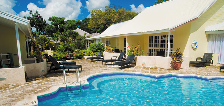 Island Inn Hotel, Aquatic Gap, The Garrison, Bridgetown, St. Michael, Barbados Pocket Guide