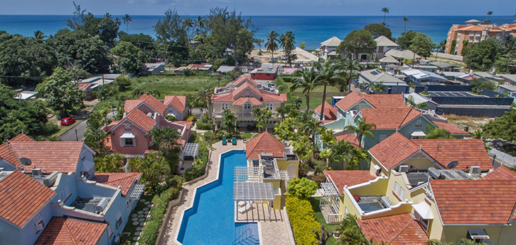 Villas at Kings Beach Village, Road View, St. Peter, Barbados Pocket Guide