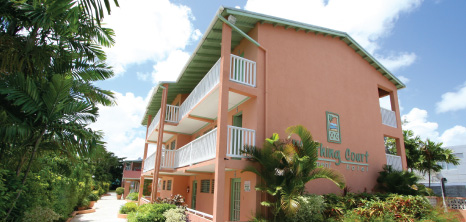 Worthing Court Apartment Hotel, Worthing Court, Christ Church, Barbados Pocket Guide