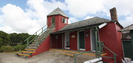 Gun Hill Signal Station, St. George, Barbados Pocket Guide