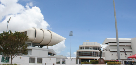 Kensington Oval, Bridgetown, St. Michael, Barbados Pocket Guide