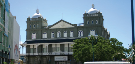 The Mutual Building, Bridgetown, St. Michael, Barbados Pocket Guide