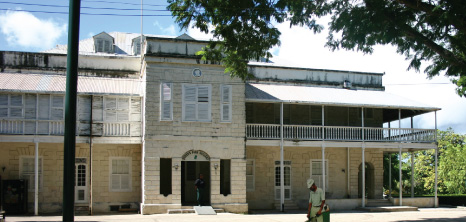 Queens Park Building, Bridgetown, St. Michael, Barbados Pocket Guide