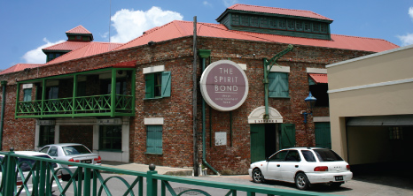 The Spirit Bond, Wharf Road, Bridgetown, St. Michael, Barbados Pocket Guide