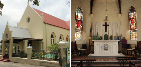 St. Lukes Church, Barbados