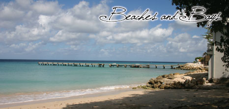 Beautiful Beach in Speightstown, St. Peter, Barbados