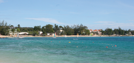 Holetown Beach, St. James, Barbados Pocket Guide