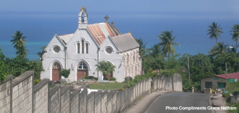 St. Joseph's Parish Church, Horse Hill, Barbados Pocket Guide