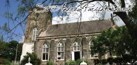 st-andrew-parish-church attractions barbados