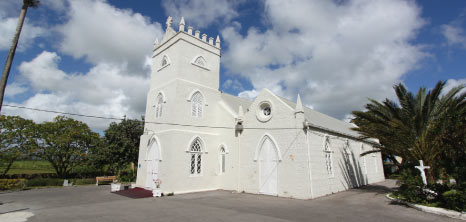 St. David's Church, Christ Church, Barbados Pocket Guide