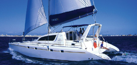 Calabaza Catamaran Sailing the West Coast, Barbados Pocket Guide