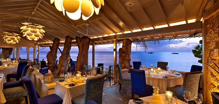 Tree House Restaurant, Tides, Balmore House, Holetown, St. James, Barbados Pocket Guide