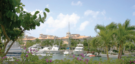 Yachts Docked at Port St. Charles, St. Peter, Barbados Pocket Guide