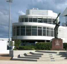 Sir Garfield Sobers' Statue at Kensington Oval, Barbados Pocket Guide