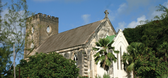 St. Andrew's Parish Church, Walkers, St. Andrew, Barbados