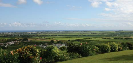 Picturesque View of Barbados on a Sunny Day, Barbados Pocket Guide