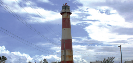 Gordon's Lighthouse, Atlantic Shores, Christ Church, Barbados Pocket Guide