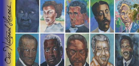Barbados' National Heroes, Barbados Pocket Guide