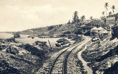 Railway Construction in Barbados, Barbados Pocket Guide
