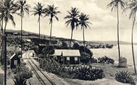 New Railway Company Formed, Barbados Pocket Guide