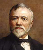 Andrew Carnegie, Renowned for his Gifts of Free Libraries to Towns in England, Barbados Pocket Guide