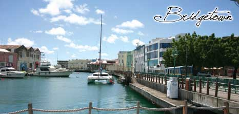 The Careenage, Bridgetown, Barbados Pocket Guide