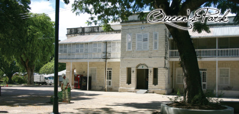 Queen's Park, Bridgetown, Barbados Pocket Guide