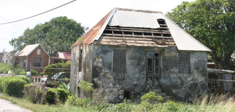 Old Derelict House in St. Lucy, Barbados Pocket Guide