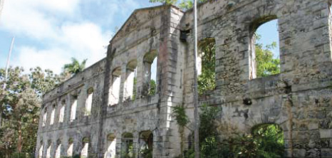 The Derelict & Dying Remains of Farley Hill House, St. Peter, Barbados Pocket Guide