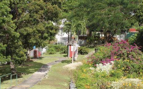 The Gardens at Gun Hill Signal Station, St. George, Barbados Pocket Guide