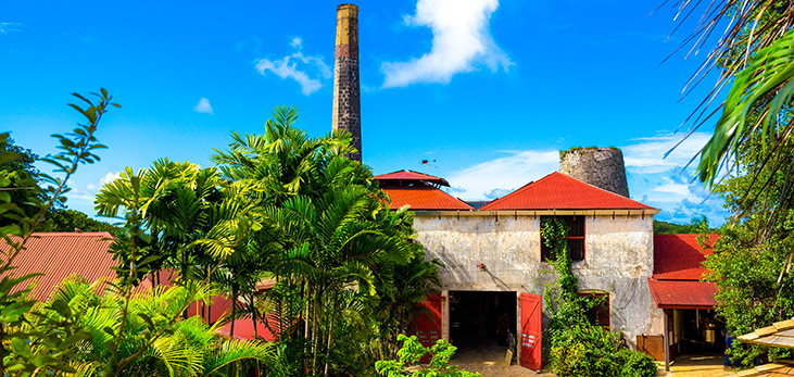 Plantation House & Buildings, Barbados Pocket Guide
