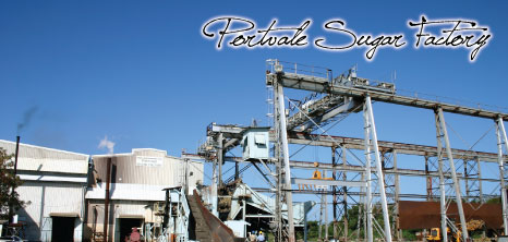 Portvale Sugar Factory - Barbados Pocket Guide