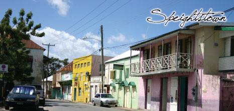 Speightstown, St. Peter, Barbados Pocket Guide