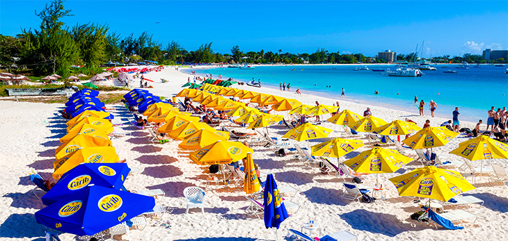 Beautiful Weather for the Beach, Barbados Pocket Guide