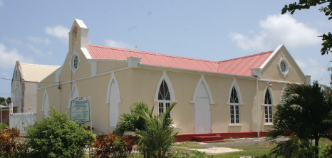 St. Swithun's Church, St. Lucy, Barbados Pocket Guide