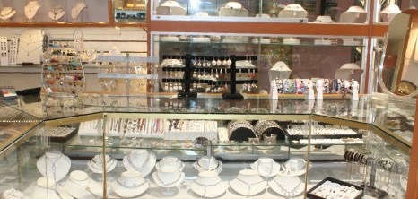 Jewellery & Watches on Display at a Store in Bridgetown, Barbados Pocket Guide
