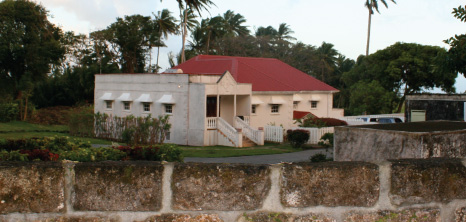 Gregg Farm Plantation House, Gregg Farm, St. Andrew, Barbados Pocket Guide