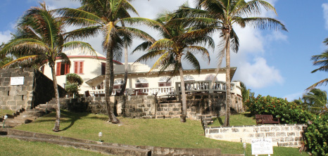 Round House, Bathsheba, St. Joseph, Barbados Pocket Guide