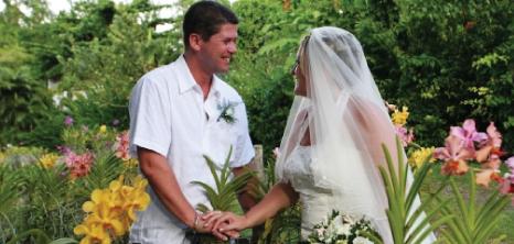 Tropical Weddings Barbados