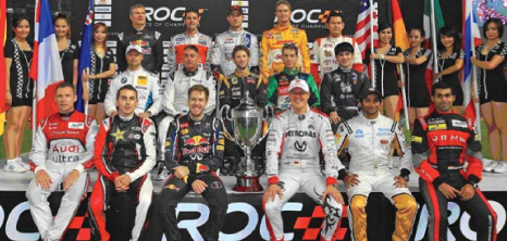 Race of Champions Team