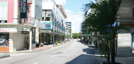 Broad Street Barbados Pocket Guide