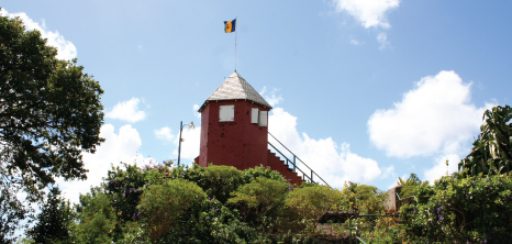Gun Hill Signal Station, Gun Hill, St. George, Barbados Pocket Guide