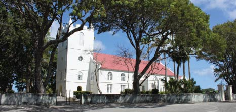 St Lucy S Parish Church Barbados Pocket Guide